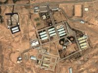 Satellite image of the Parchin facility, April 2012. (AP/Institute for Science and International Security)