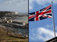 Dover / Union Jack