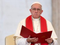 Pope Francis: 'International Solidarity Appears to Be Cooling'