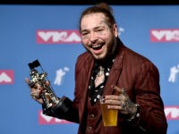 Rapper Post Malone's Plane Preparing for Emergency Landing