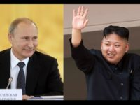 Vladimir Putin Sends Kim Jong-Un 'Sincere Congratulations' on National Holiday