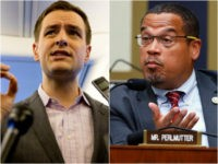 Robby Mook and Keith Ellison