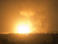 Watch: IDF Strikes Iran Targets in Syria Following Rocket Attacks on Israel