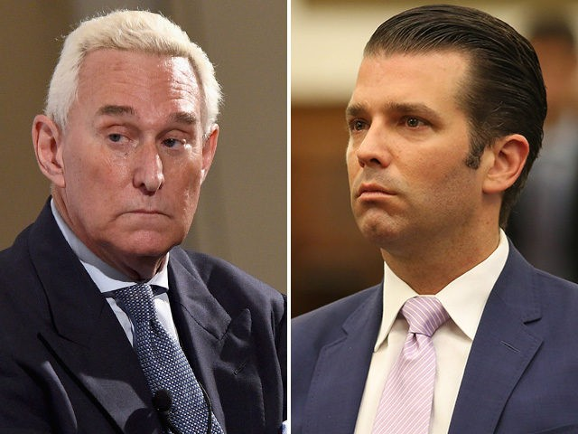 roger-stone-donald-trump-jr-getty