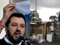 Salvini: 'No Room' For Roma Who Robbed Elderly Disabled Woman of Her Pension
