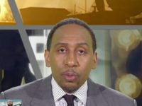 "Friday, ESPN ""First Take"" host Stephen A. Smith reacted to …"