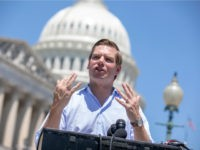 Swalwell: 'It's Looking More and More' Like Trump 'Presides Over a Criminal Presidency'