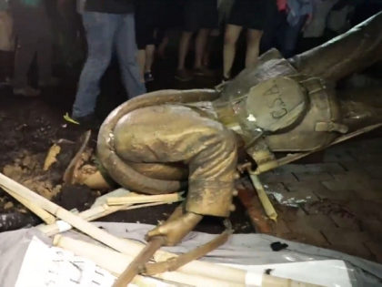 Protesters Destroy 'Silent Sam' Confederate Monument on UNC Campus
