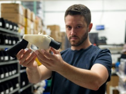 """No matter how badly I win or lose, you can download a gun from the internet,"" Cody Wilson told AFP at the headquarters of Defense Distributed, the company he runs out of a modest factory in Texas capital Austin"
