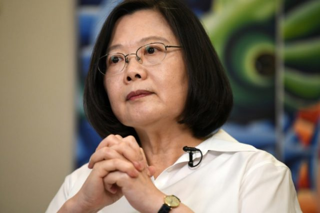 China urges US to block Taiwan's Tsai's travel