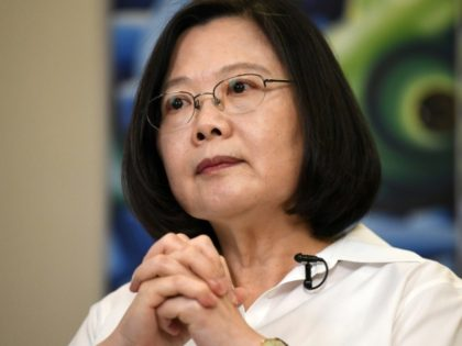 Taiwanese President Tsai Ing-wen sis due to transit through the US en route to Paraguay and Belize next month