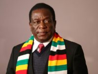 Emmerson Mnangagwa was once a right-hand man to Mugabe -- he replaced his boss after a brief military takeover