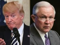 Donald Trump: Jeff Sessions 'Scared Stiff' and 'Missing in Action'