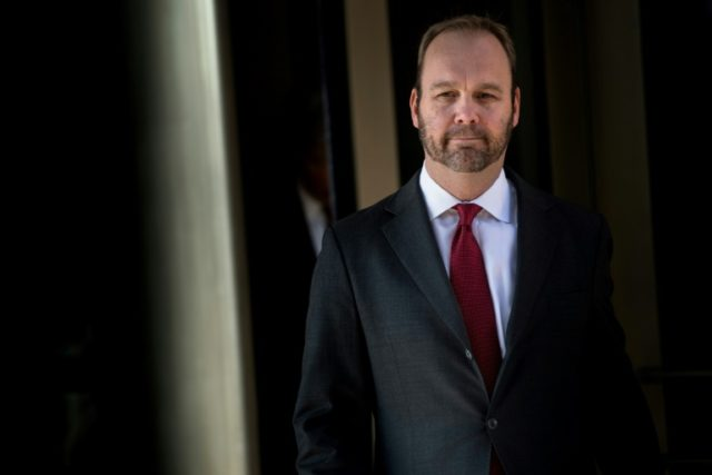 Former Trump campaign chair Rick Gates sentenced to 45 days behind bars