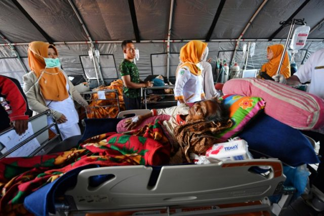Magnitude 7.0 quake  hits Indonesia`s Lombok island, tsunami warning issued