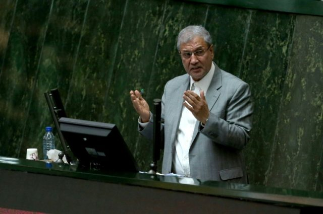 Iran impeaches labour minister
