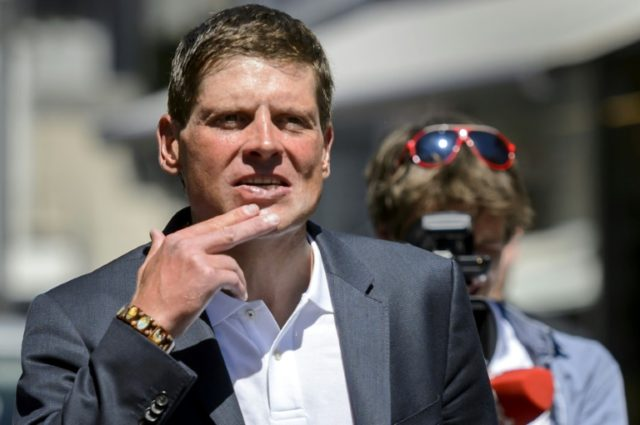 Former German cyclist Jan Ullrich won the Tour de France in 1997