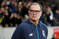 Former Argentina and Marseille coach Marcelo Bielsa, pictured November 2017, won his battle with ex-Chelsea star Lampard