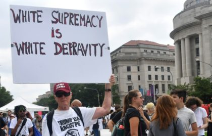 Washington police brace for neo-Nazi rally