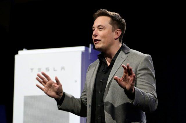 Saudis in talks to take Tesla private: Elon Musk