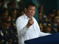 Duterte Tells Catholic Bishops: 'I Want to Kick Your Ass'