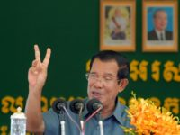 Cambodia ruling party sweeps parliament after vote with no opposition