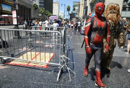Man who smashed Trump Hollywood star justifies attack