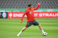 Bayern Munich's Germany midfielder Sebastian Rudy has been linked to both Schalke and RB Leipzig