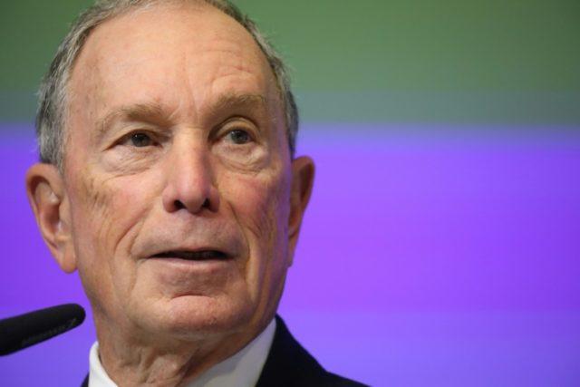 Bloomberg targets Big Tobacco's 'underhanded tactics'