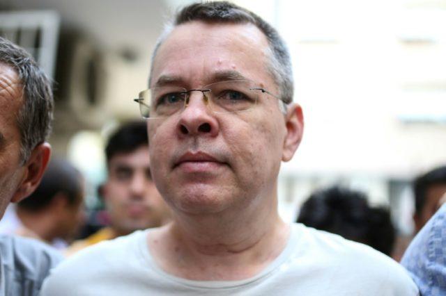 Brunson: pastor at centre of Turkey-US row and market turmoil