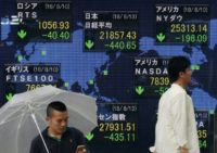 Asian stocks clawed back some ground on news of US-China trade talks
