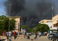 Burkina Faso is on the front line of the jihadist revolt in the Sahel, with gunmen launching coordinated attacks in March on the French embassy, cultural centre and the Burkinabe military headquarters in Ouagadougou