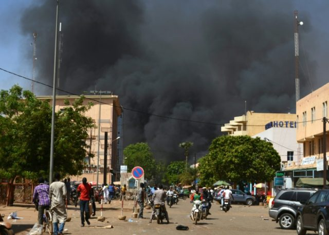 Burkina Faso grapples with spreading jihadist peril