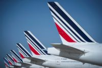 Air France unions have bristled at the nomination of a foreigner to the job