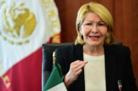 Venezuelan former state prosecutor Luisa Ortega, a staunch opponent of President Nicolas Maduro, denied any involvement in an alleged plot last month to assassinate him