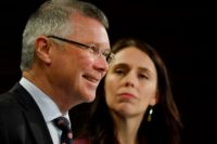 New Zealand's Prime Minister Jacinda Ardern and Associate Finance Minister David Parker have introduced new curbs on foreign property ownership