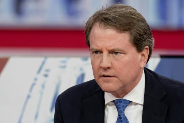 McGahn skips House committee hearing