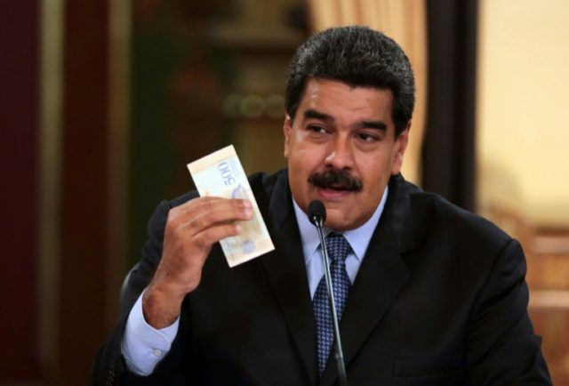 Venezuelan President Nicolas Maduro unveiled the country's new sovereign bolivar -- along with a raft of economic reform measures -- ahead of a currency relaunch