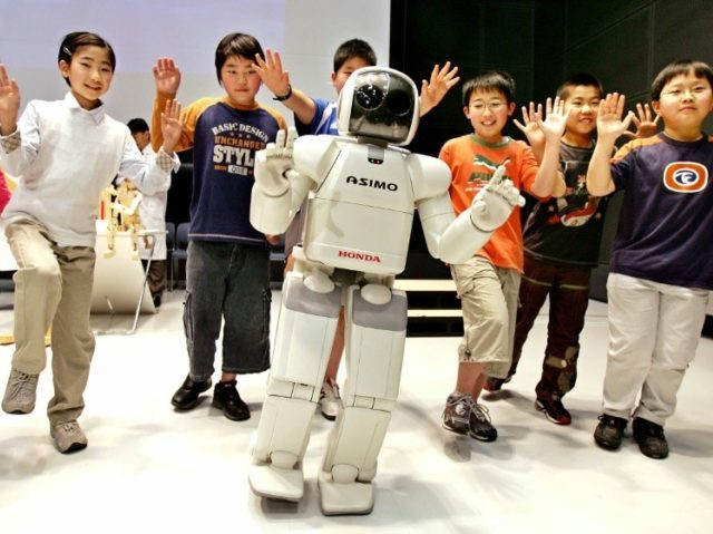 Must do better: Japan eyes AI robots in class to boost English