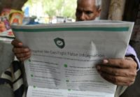 India has stepped up pressure on WhatsApp to check the spread of fake news, blamed for lynchings across the country