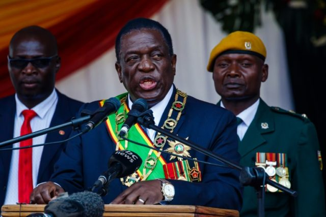 Zimbabwe court dismisses opposition bid to annul election