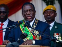 Zimbabwe's President Emmerson Mnangagwa won the July election with 50.8 percent of the vote