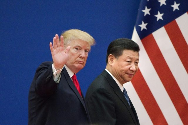 Trump threatens 'economic retaliation' if China goes after USA  workers