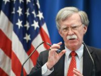 John Bolton: U.S. to Stay in Syria Until Iran Leaves