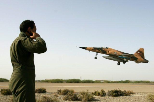 Pilot killed in Iran F-5 fighter jet crash
