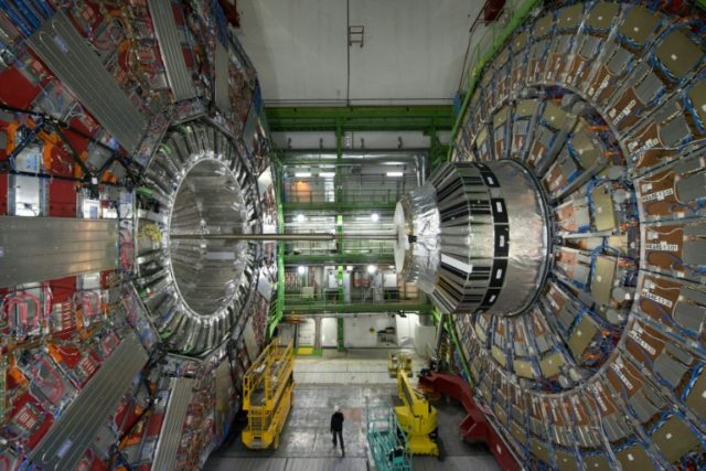 Physicists finally observe 'elusive' Higgs decay