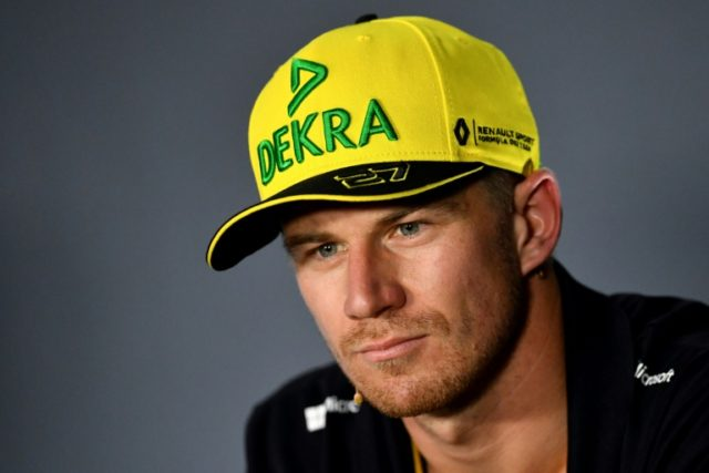 """Renault's German driver Nico Hulkenberg says he retains mixerd feelings, but appreciates that the controversial """"halo"""" is """"useful"""""""