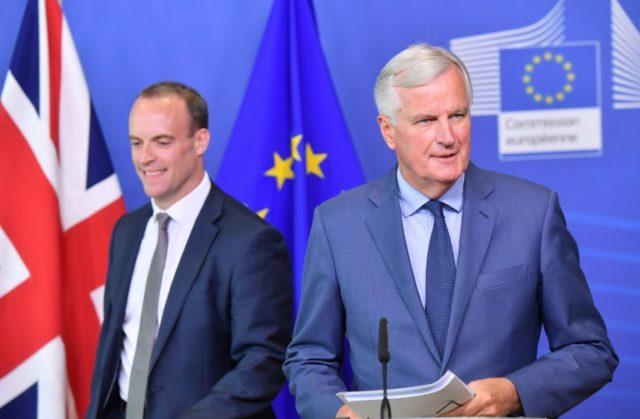 EU warns Irish border issue could still sink Brexit deal