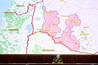 Russia: UN peacekeepers back on Golan Heights-Syria frontier