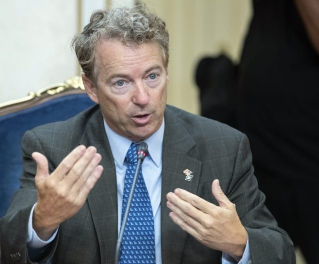 US Senator Rand Paul Invites Russian Lawmakers to Washington